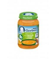 Крем супа от морков и тиква с елда, 190g