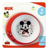 NUK пластмасова купичка Mickey 6+ мес.