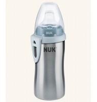NUK Active Cup 215мл термо, силиконов накрайник, 12+ мес.