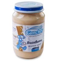 Ганчев -Млечна каша с бисквити