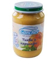 Ганчев -Пюре от тиква и картофи