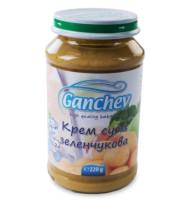 Ганчев -Зеленчукова крем супа
