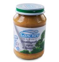 Ганчев -Зеленчукова супа с броколи
