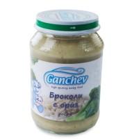 Ганчев -Пюре от броколи с ориз