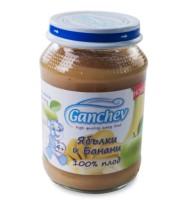 Ганчев- 100 % плод Ябълки и Банани