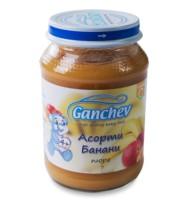 Ганчев- Пюре асорти с банани