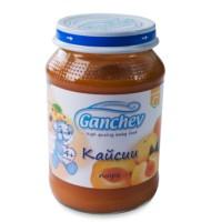 Ганчев- Пюре от кайсии