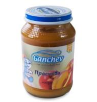 Ганчев- Пюре от праскови