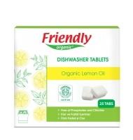 Препарат за съдомиялна (таблетки) лимон - 25бр./450гр.