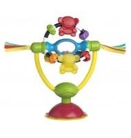 Въртяща се играчка за столче 6м+