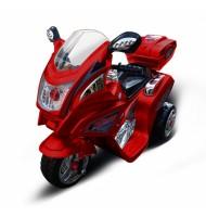 Акумулаторен мотор 1018 червен