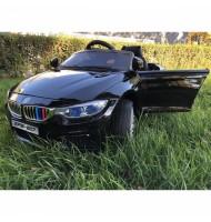 Акумулаторна кола BMW PB807- черна