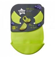 Мек лигавник-руло 7m+ зелен цвят