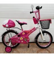 Велосипед с помощни гуми 20''