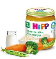 БИО Нежни зеленчуци с ориз