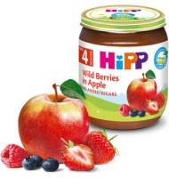 Hipp БИО Горски плодове с ябълка