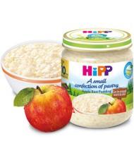 Hipp БИО Мляко с ориз и ябълка
