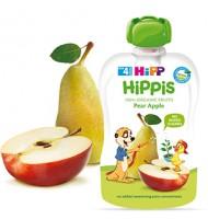 Hipp Био HiPPiS ябълка и круша
