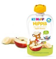 Hipp Био HiPPiS ябълка и банан