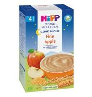 """Hipp БИО млечна каша """"Лека нощ"""" с ябълка"""