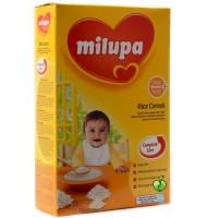 Milupa млечна каша ориз 4+м. 250г