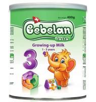 Bebelan lacta 3 мляко за малки деца 1-3 год. 400г