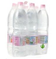Bebelan вода стек 6 бр. х 1,5 литра