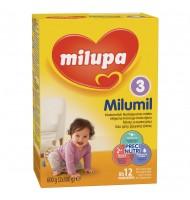 Milumil 3 преходно мляко 12+мес. 600гр.