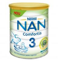 NAN comfortis 3 преходно мляко 6+ мес. 800 гр.