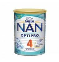NAN 4 optipro мляко за малки деца 2-3 год. 400 гр.
