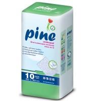 Pine чаршафи за еднократна употреба (60/90см) 10 бр.