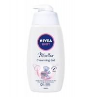 NIVEA BABY Мицеларен почистващ гел