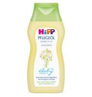 HiPP Babysanft Подхранващо олио