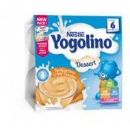 Бисквита млечен десерт, 4 броя по 100g