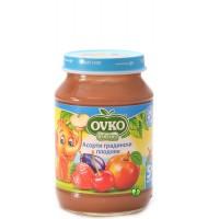 Асорти градински плодове с вит. c, 5+ мес. 190гр.