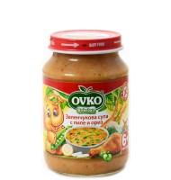 Зеленчукова супа с пилешко месо 6+ мес. 190гр.