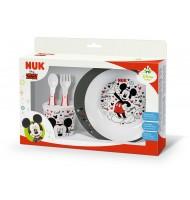NUK комплект за хранене Mickey