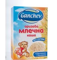 Ганчев- Оризова млечна каша