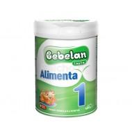 Bebelan lacta 1 мляко за кърмачета 0 -6 месеца 400г