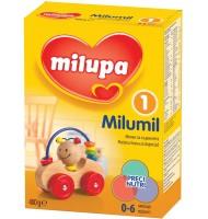 Milumil 1 мляко за кърмачета 0-6 мес. 600гр.