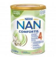 Nestlé NAN® Comfortis 4 - метална кутия, 800 g