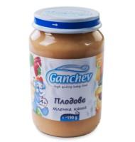 Ганчев -Млечна каша с плодове