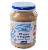 Ганчев -Млечна каша с ябълки и круши