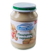 Ганчев -Пюре от пащърнак с картофи