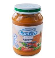 Ганчев -Асорти от зеленчуци с масло