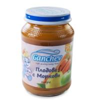 Ганчев- Плодове с моркови