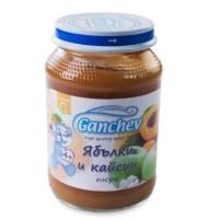 Ганчев- Пюре от ябълки и кайсии