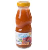 Ганчев- Сок от ябълки и моркови 250мл.