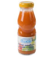 Ганчев- Ябълки, моркови и круши 250мл.