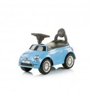 Chipolino Кола за яздене Фиат 500 синя